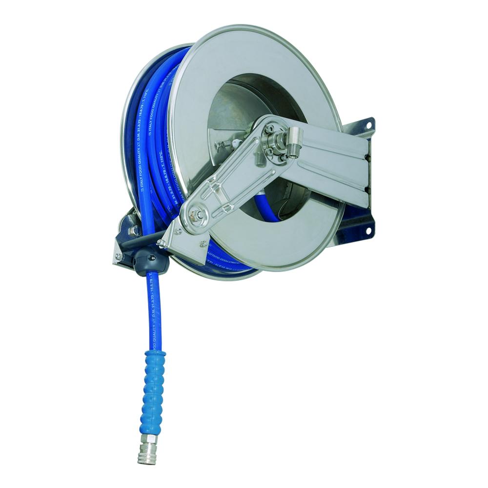 AV1000 BK - Катушка с cистема медленного безопасного сматывания