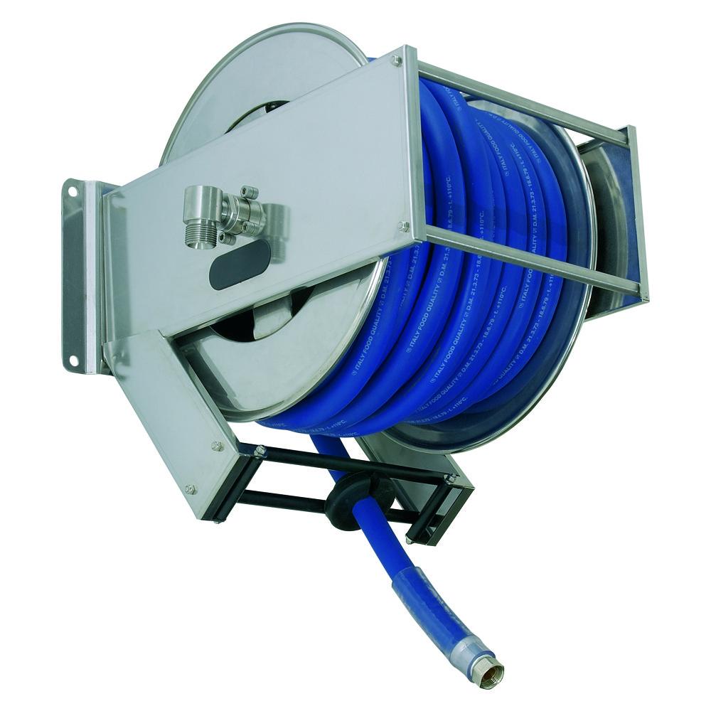 AV2300 BK - Катушка с cистема медленного безопасного сматывания