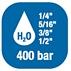 Катушка для воды -  высокого давления 400 бар