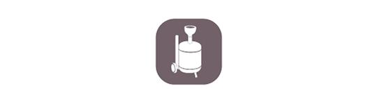 Pаспылители - спрееры - Мобильная система